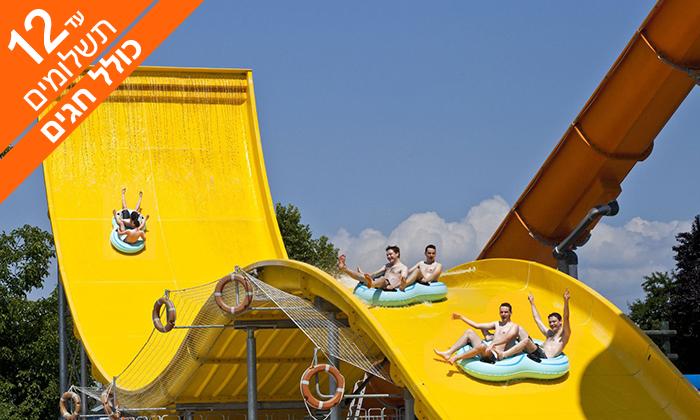 3 סלובניה וקרואטיה בקיץ ובסוכות - כולל פארק מים