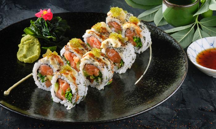 4 פריים שף וסושי בר Frame Chef&Sushibar ברמת החייל - Omakase ארוחה יפנית זוגית