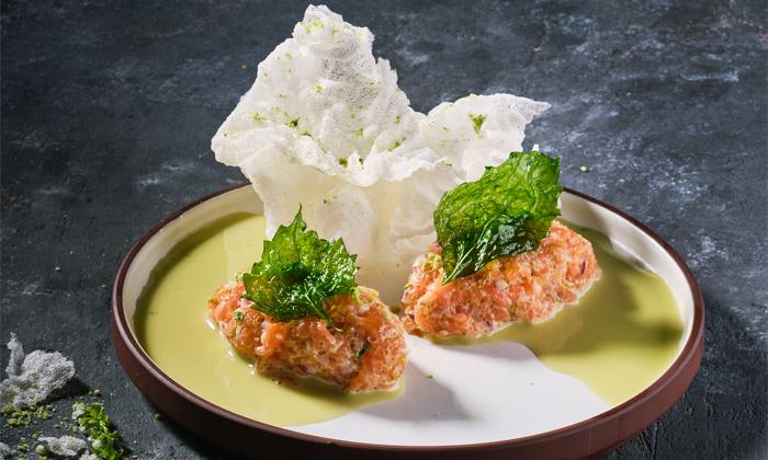 8 פריים שף וסושי בר Frame Chef&Sushibar ברמת החייל - Omakase ארוחה יפנית זוגית