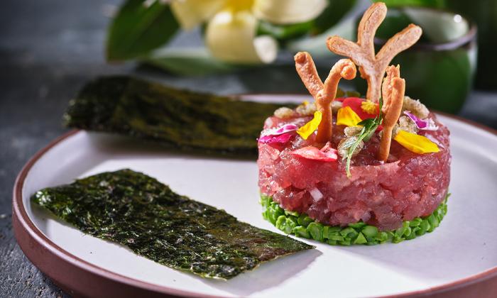 3 פריים שף וסושי בר Frame Chef&Sushibar ברמת החייל - Omakase ארוחה יפנית זוגית