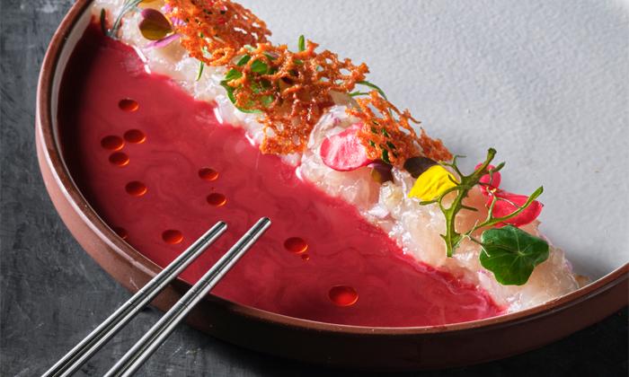 5 פריים שף וסושי בר Frame Chef&Sushibar ברמת החייל - Omakase ארוחה יפנית זוגית