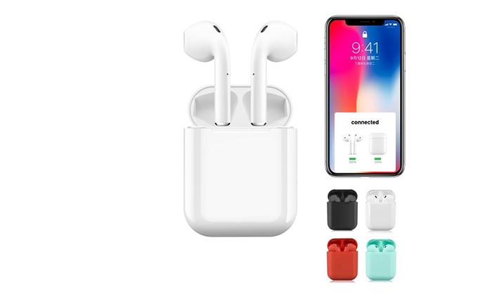 2 אוזניות Bluetooth