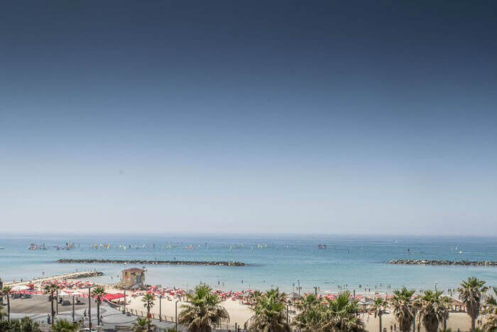 4 מלון בוטיק TLV88, תל אביב