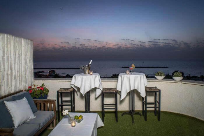 6 מלון בוטיק TLV88, תל אביב