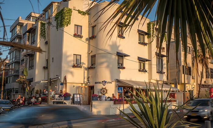9 מלון בוטיק TLV88, תל אביב