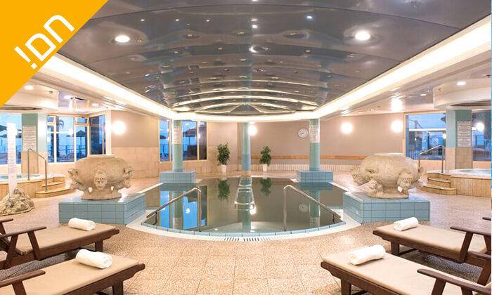 2 יום כיף במלון לאונרדו פלאזה ים המלח