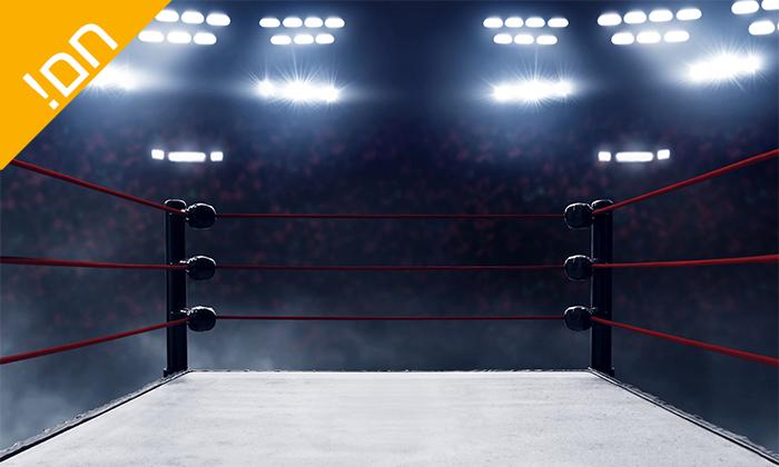 3 מופע היאבקות עם כוכבי WWE לשעבר בסינמה סיטי, גלילות