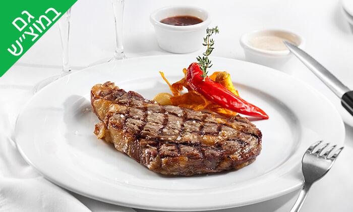 2 מסעדת מדזו Medzzo במרינה הרצליה - ארוחת פלטת בשרים זוגית