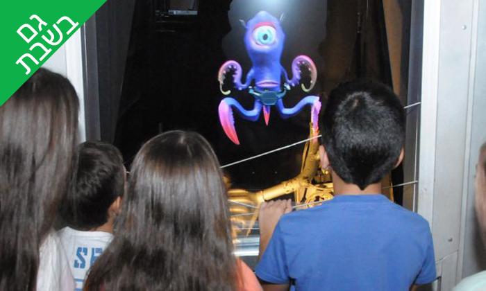 8 מוזיאון הילדים הישראלי חולון - פעילויות לכל המשפחה
