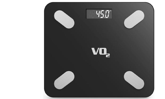 3 משקל חכם VO2 כולל אפליקציה - משלוח חינם!