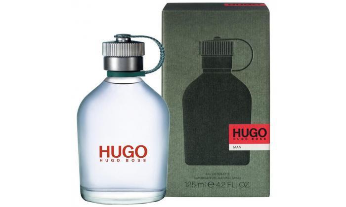 2 בושם לגבר HUGO BOSS הוגו בוס
