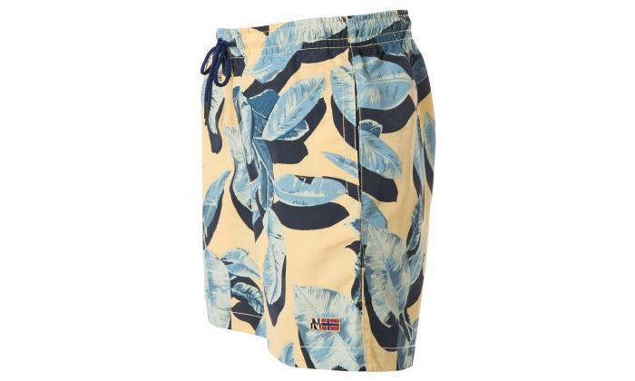 4 מכנסי שורט בגד ים לגברים Napapijri