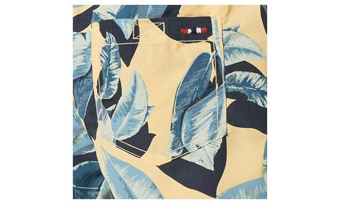 6 מכנסי שורט בגד ים לגברים Napapijri
