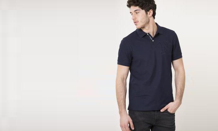 2 חולצת פולו לגברים נאוטיקה NAUTICA