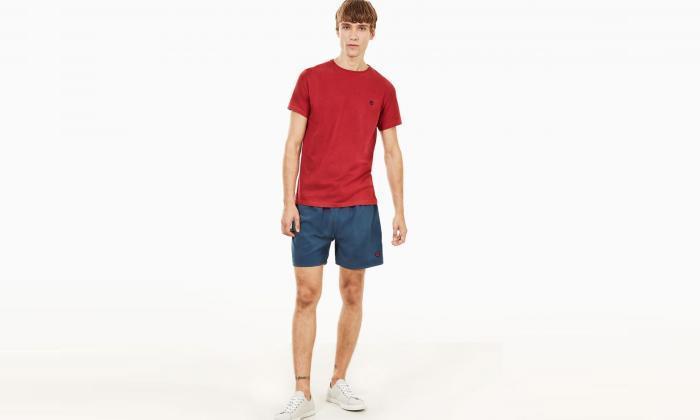 3 מכנסי שורט בגד ים לגברים טימברלנד Timberland