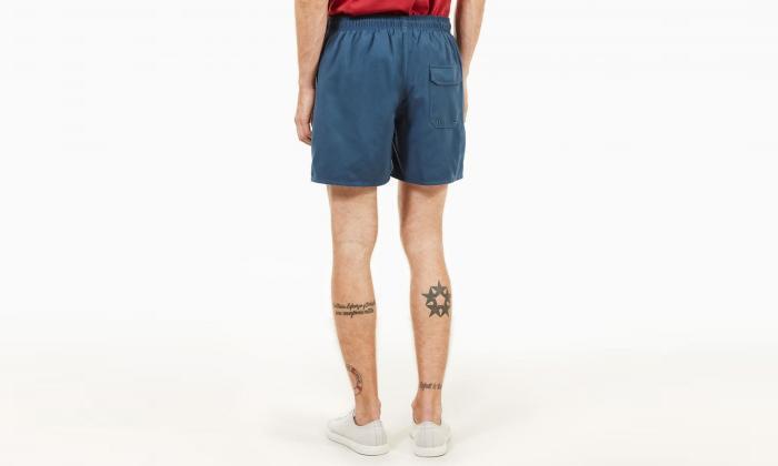 4 מכנסי שורט בגד ים לגברים טימברלנד Timberland