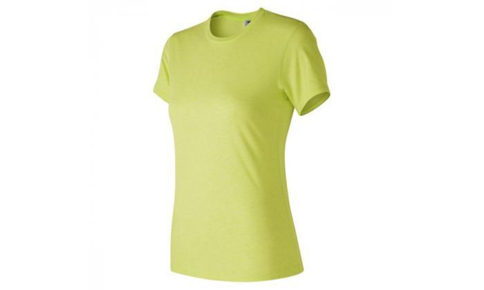 4 חולצת אימון לנשים ניו באלאנס New Balance