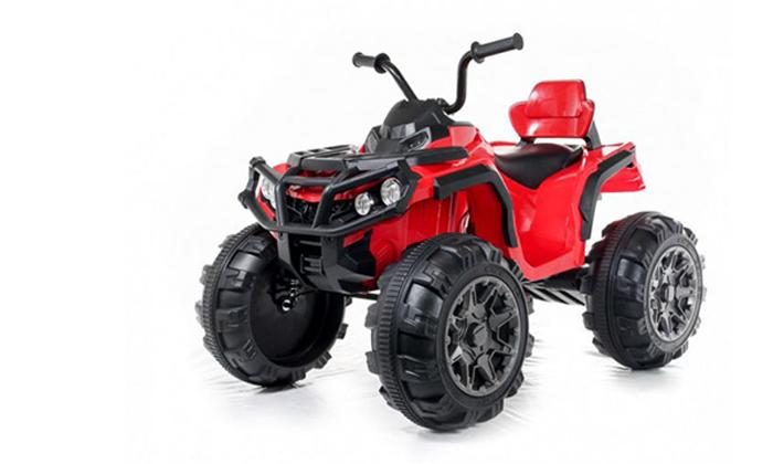 2 טרקטורוןV12 ממונע לילדים