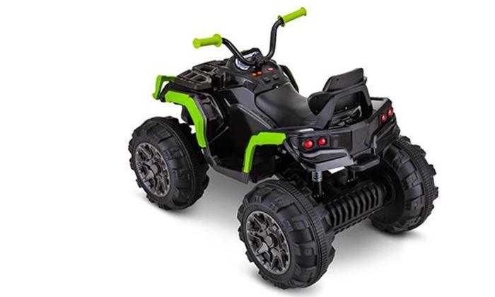 4 טרקטורוןV12 ממונע לילדים