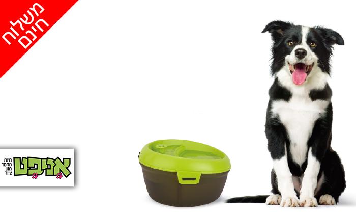 2 מזרקת שתייה לכלב ולחתול H20 - משלוח חינם