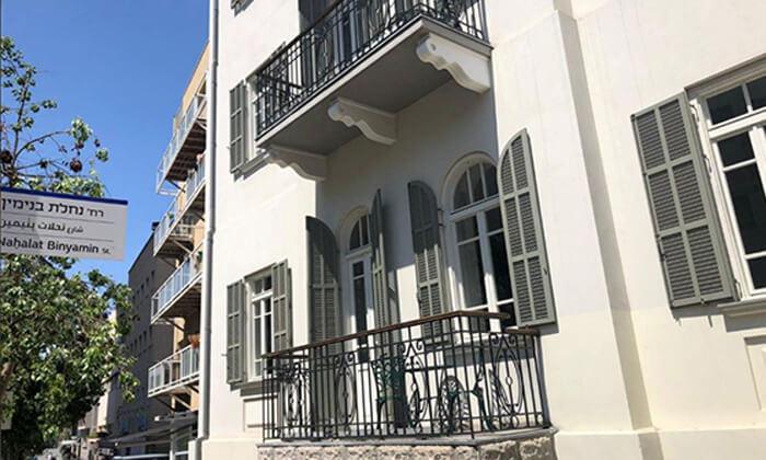 8 חבילת ספא עם עיסוי במלון הבוטיק Bachar House - רוטשילד, תל אביב