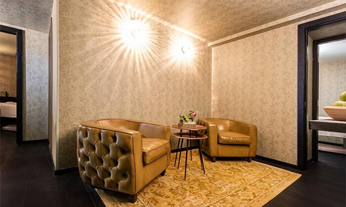 5 חבילת ספא עם עיסוי במלון הבוטיק Bachar House - רוטשילד, תל אביב