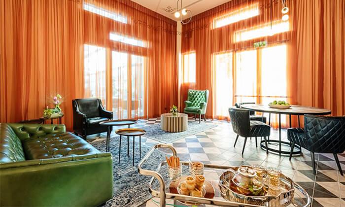 2 חבילת ספא עם עיסוי במלון הבוטיק Bachar House - רוטשילד, תל אביב