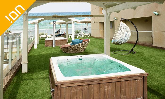3 חבילת ספא זוגית במלון לאונרדו סוויט בת ים