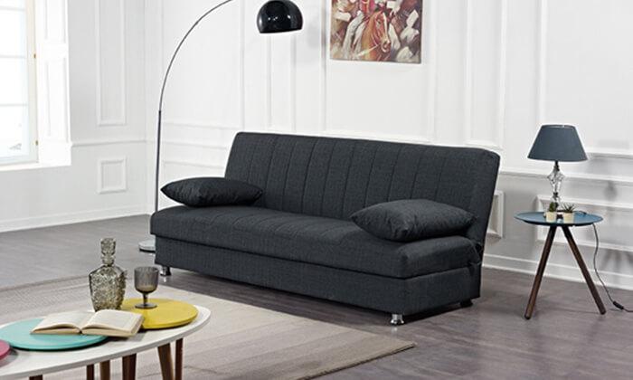 5 ספה תלת מושבית נפתחת למיטה BONO
