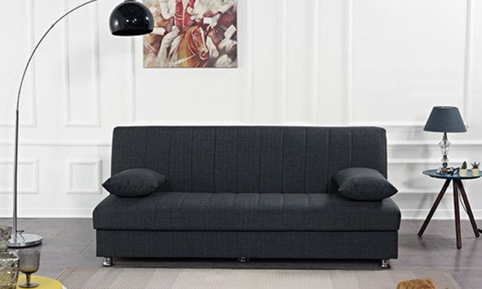 3 ספה תלת מושבית נפתחת למיטה BONO