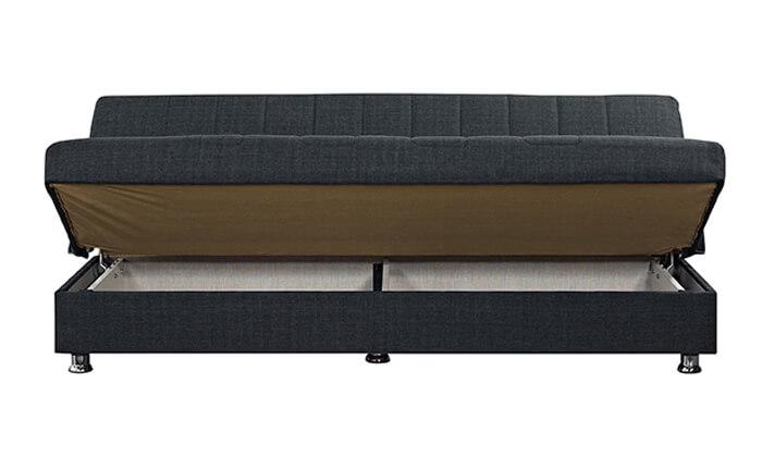 6 ספה תלת מושבית נפתחת למיטה BONO