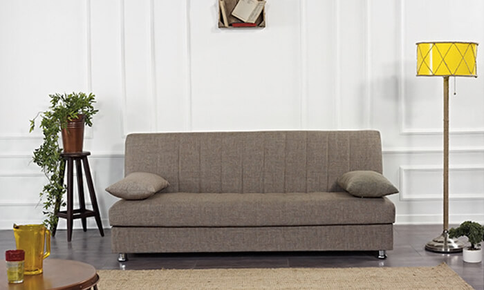 4 ספה תלת מושבית נפתחת למיטה BONO