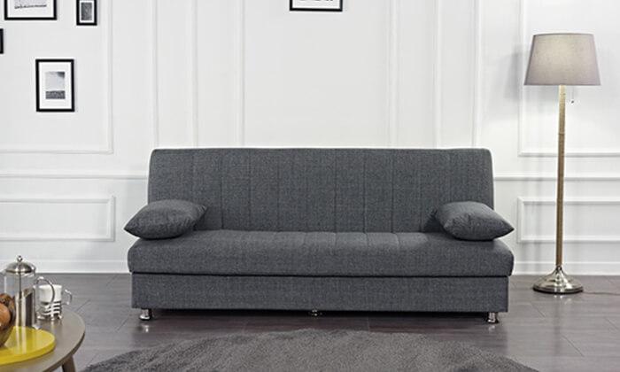 8 ספה תלת מושבית נפתחת למיטה BONO