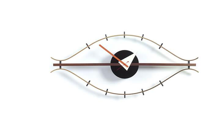 4 שעון קיר Eye Clock