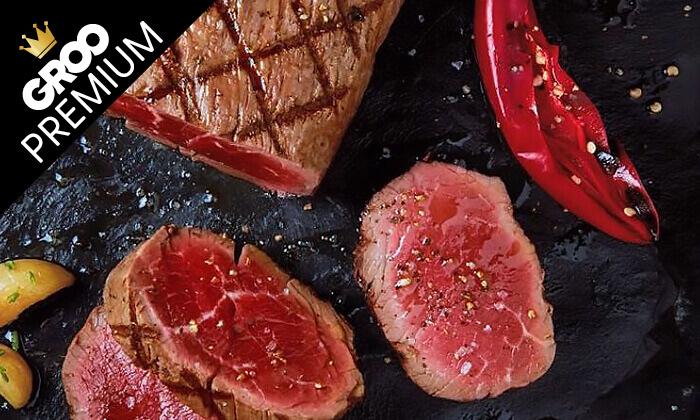 10 מסעדת לחם בשר, בית שמש - ארוחת פרימיום זוגית כשרה