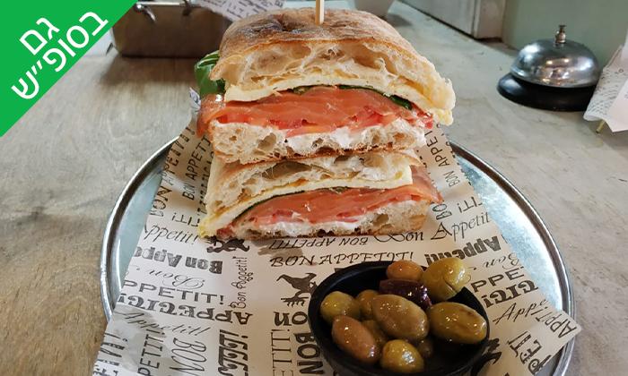 8 ארוחה זוגית במסעדת מוריה 105, חיפה