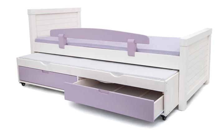 4 מיטת יחיד Highwood