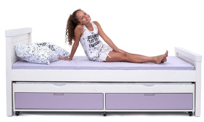 2 מיטת יחיד Highwood