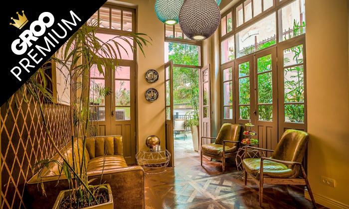 11 חבילת ספא במלון הבוטיק נורדוי תל אביב