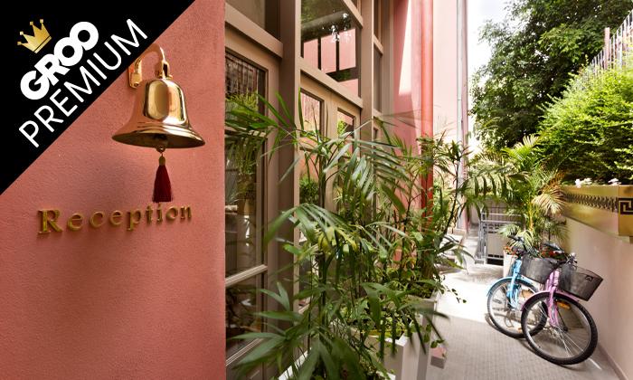 8 חבילת ספא במלון הבוטיק נורדוי תל אביב