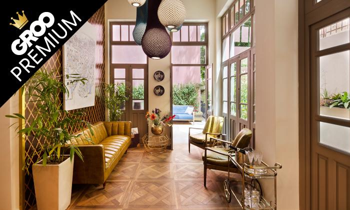 3 חבילת ספא במלון הבוטיק נורדוי תל אביב