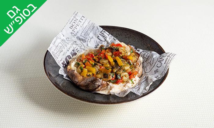 11 ארוחת זוגית במסעדת לוקמה LUKMA, יפו