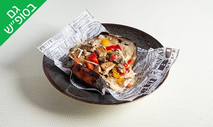 15 ארוחת זוגית במסעדת לוקמה LUKMA, יפו