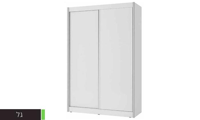 3 ארון הזזה 2 דלתותHouse Design במבחר דגמים