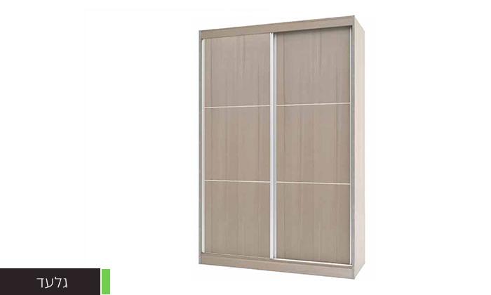 4 ארון הזזה 2 דלתותHouse Design במבחר דגמים