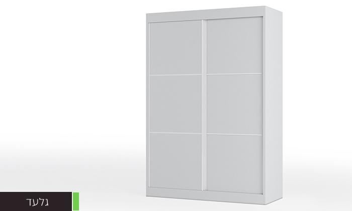 5 ארון הזזה 2 דלתותHouse Design במבחר דגמים