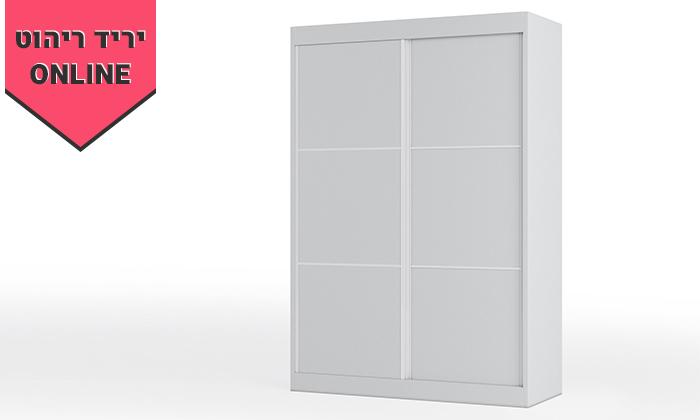 2 ארון הזזה 2 דלתותHouse Design - דגמים לבחירה