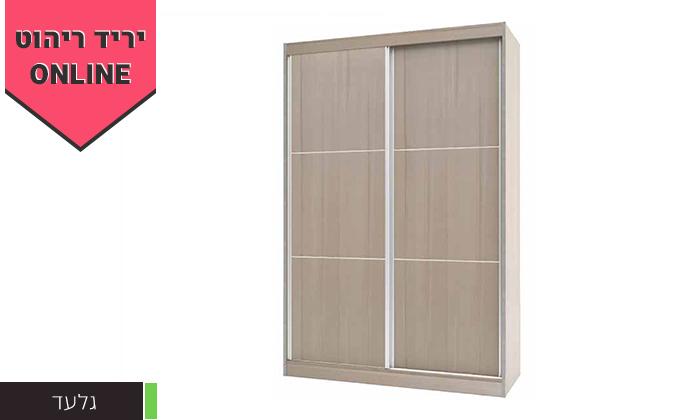 4 ארון הזזה 2 דלתותHouse Design - דגמים לבחירה