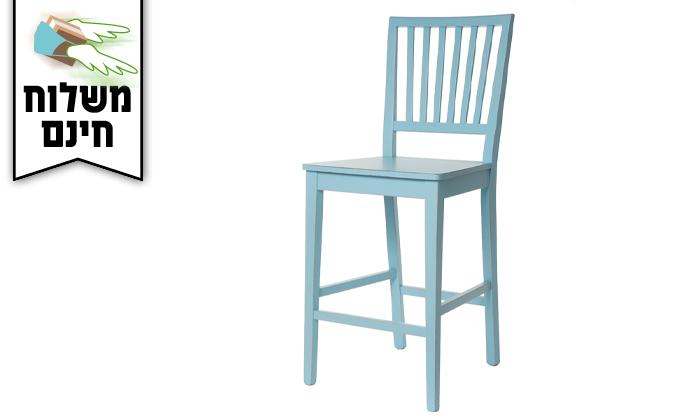 5 ביתילי: כיסא בר דגם אסיינדה - משלוח חינם