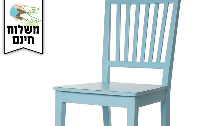 4 ביתילי: כיסא בר דגם אסיינדה - משלוח חינם